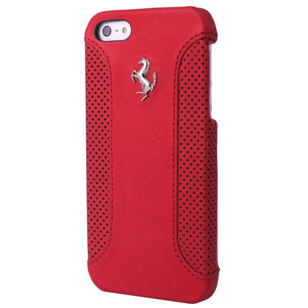 Red iPhone Cover Farrari