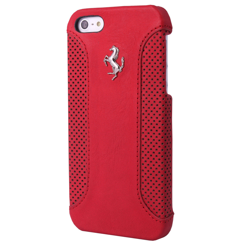 Red iPhone Cover Farrari