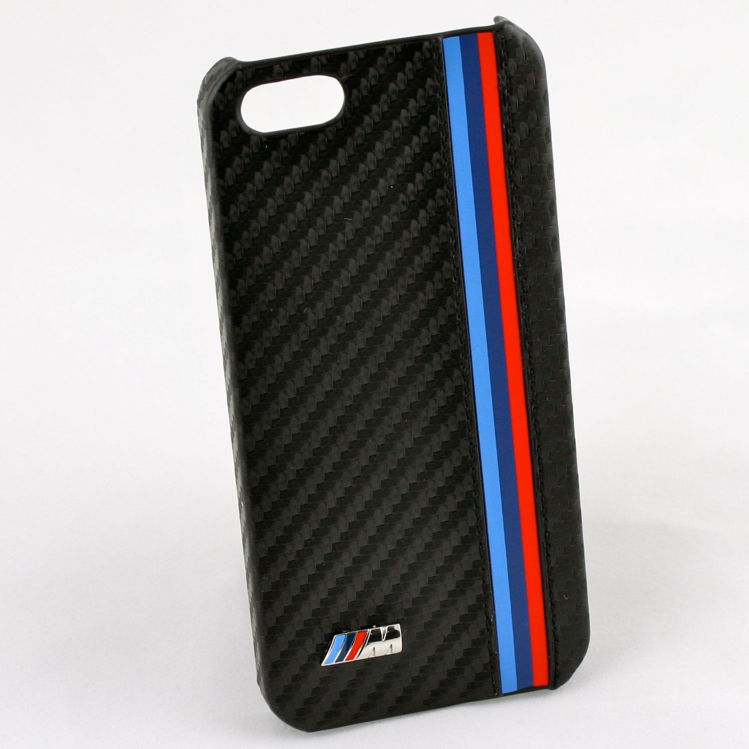 buy popular 7a1b2 60820 CG Mobile BMW iPhone 5 / 5S Motorsport Carbon Fiber Effect Hard Case  BMHCP5MC