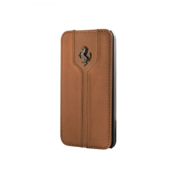 Camel Brown Montecarlo Flip Cover Case
