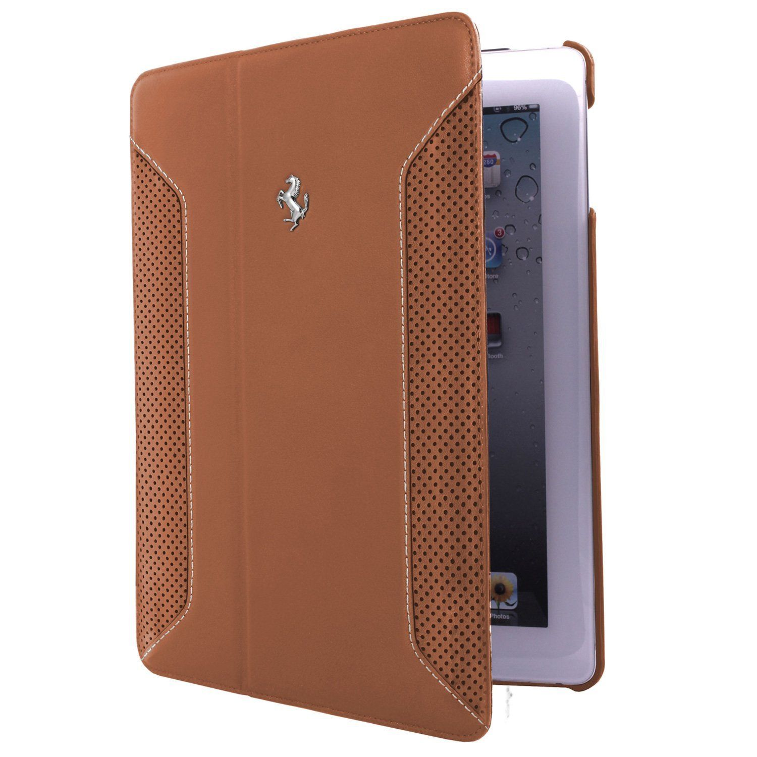 Leather iPad Air Folio Case