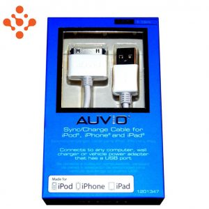 Auvio Charge Cable