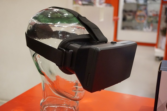 virtual reality oculus rift